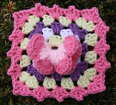 1000+ images about CROCHET SQUARES on Pinterest Square ...