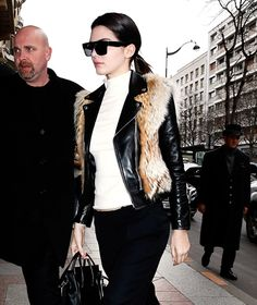 No idea how Kendall Jenner keeps her shoes this clean