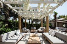 El Chiringuito Ibiza.Dubai Restaurant & Beach Club by ANARCHITECT.