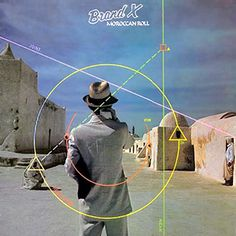 Cover art by Storm Thorgerson/Hipgnosis for Brand X, a prog/jazz-rock group featuring Phil Collins (! Cover Art, Lp Cover, Vinyl Cover, Lp Vinyl, Vinyl Records, Tom Berenger, Extended Play, Pink Floyd, X Cite