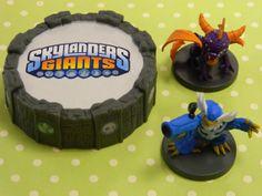 Skylanders Cake Kit