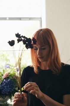 Emma Weaver, Palais Floral Design Studio