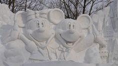 เที่ยวซัปโปโร เทศกาลหิมะที่สวนโอโดริ