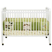 crib for the babe  and of course amazon has an even cheaper version - http://www.amazon.com/DaVinci-Jenny-Lind-Convertible-White/dp/B002T1HH1I