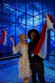 THE COMMON LINNETS - Eurovision Kopenhagen Denemarken The Nederlands Calm After The Storm, Linnet, Copenhagen, Denmark, Dutch, Scandinavian, First Love, Beautiful Women, Fan