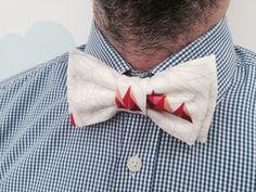 Bow Tie pdf tutorial & beautiful knitwear!