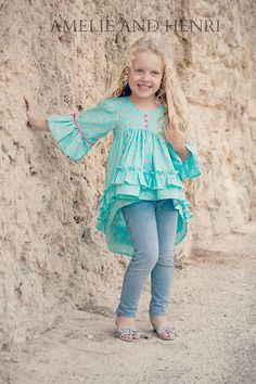 Amelie and Henri / Classic styled Sewing Patterns/ Oregon | 2014 Collection