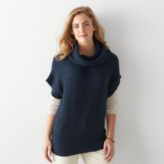 Women's SONOMA Goods for Life Cowlneck Sweater