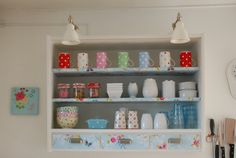 Open cupboard in our kitchen | Flickr - Photo Sharing!