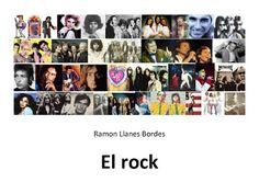 La Música Rock. Actividades