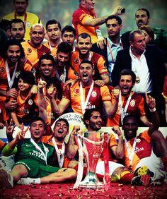 Champion Galatasaray ! 19. Championship
