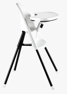 BabyBjorn Ergonomic Safety Feeding High Chair