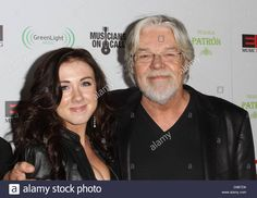Bob Seger And His Family Emi Music 2012 Grammy Awards Party Held At ...