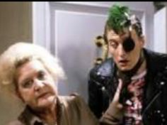 share with us Mollie Sugden, My Boys, British, Tv, Television Set, Television