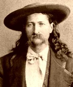 wild bill hickock / sherrif in hays, kansas