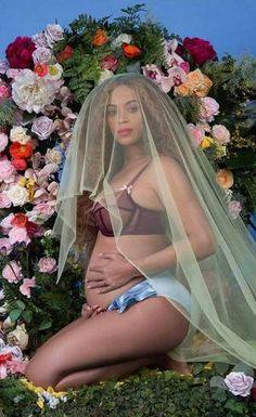 Foto de Beyoncé grávida de gêmeos é a mais curtida da história do Instagram