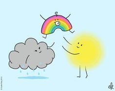 """""""Baby Rainbow"""""""