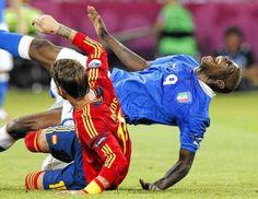 Ramos and Balotelli! Hell yeah Ramos! =)