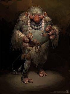 art trolls goblins - Bing images