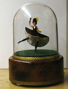 Vintage Music Box Dancer Swiss Reuge Can Canjeff Just Brought Me Home