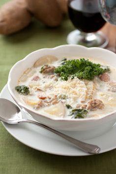 Zuppa Toscana Soup (Olive Garden)