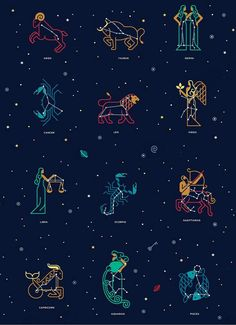 A nice depiction of the zodiac signs, wouldn't you agree! - A nice depiction of the zodiac signs, wouldn't you agree! Zodiac Signs Capricorn, Zodiac Star Signs, Zodiac Art, Zodiac Horoscope, Capricorn Tattoo, Virgo Constellation Tattoo, Zodiac Constellations, Zodiac Sign Tattoos, Zodiac Symbols