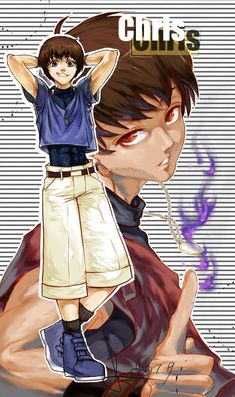 The king of fighters/chris Art Of Fighting, Play Fighting, Fighting Games, Snk Games, Snk King Of Fighters, Fanart, Mobile Legend Wallpaper, Fight Night, Lego Movie 2