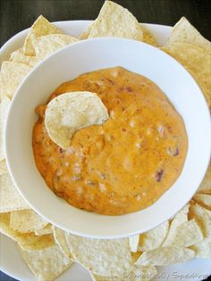 Are you ready for football?  Our family's favorite dip with only 2 ingredients.