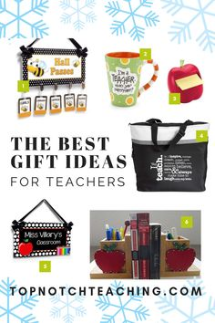 Are you on the hunt for a teacher gift? No matter what your budget is you'll find some fresh, new ideas for the best gifts for teachers here. Teacher Stamps, Teacher Cards, Best Teacher Gifts, Teacher Appreciation Gifts, Cool Gifts, Best Gifts, Diy Gifts, Teaching Posts, Teaching Ideas
