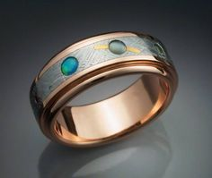 An Entire Solar System That Spins On Your Finger