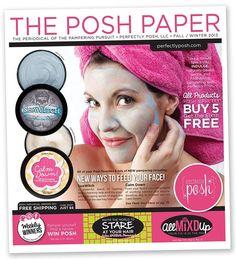 "The new ""Posh Paper"" catalog, Fall 2013-- amazing new products: www.perfectlyposh.us/1685"