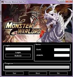 Monster warlord hack tool no survey cheats engine free download for android apk & ios with Monster warlord hack apk get unlimited gold, gems and coins full.