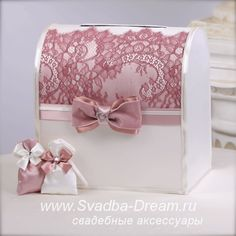 ideas vintage cards wedding bridal shower for 2020 Wedding Post Box, Money Box Wedding, Card Box Wedding, Wedding Favours, Wedding Giveaways, Sweet Sixteen Parties, Custom Wedding Cake Toppers, Wedding Crafts, Wishing Well