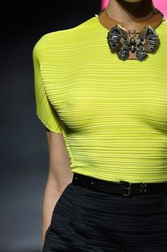 Lanvin, Spring 2011 ready-to-wear collection