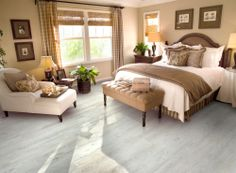 Moduleo Verdon Oak 24936 - country bedroom