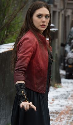 """Wanda Maximoff, the """"Scarlet Witch"""" (Marvel's Avengers) #INFP"""