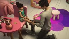 Tumblr is a place to express yourself, discover yourself, and bond over the stuff you love. It's where your interests connect you with your people. Sims 4 Toddler, Character Shoes, Connect, Bond, Dance Shoes, People, Fashion, Dancing Shoes, Moda