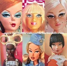 Beyond the Valley of the Barbie Dolls is San Diego-based pop culture author and toy collector David Mansour's site for his Barbie doll photography & collecting.