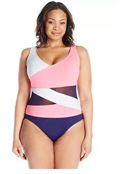 86d1f1d528 61 Best Plus Size Swimsuit images in 2019