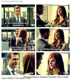 Harvey Specter & Donna, Suits