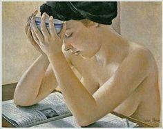 """Francine Van Hove née en 1942  ( peintre Français ) """""""
