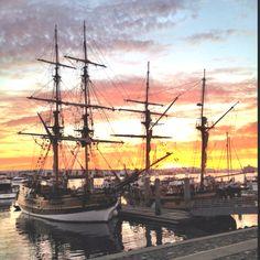 #Pirates in the Oakland Estuary