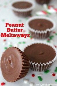 Peanut Butter Meltaways Recipe from cindyshopper.com