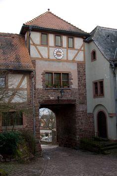 Dilsberg, Germany