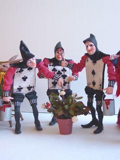 Dolls by Ellen Poitras