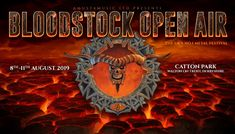 Buy tickets for Bloodstock 2020 at Catton Park from the official retailer, BloodStock. The Lazys, Dimmu Borgir, Parkway Drive, Cradle Of Filth, Derbyshire, Buy Tickets, Acting, Movie Posters, Book