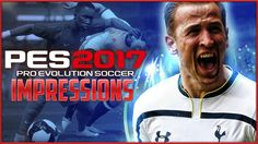 PES 2017 Hands on Impressions E3 2016 E3 2016, Pro Evolution Soccer, Hands, Fictional Characters, Fantasy Characters