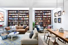 A live-in tale in Madrid by Egue y Seta