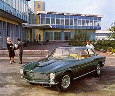 Bertone - Iso Rivolta Gran Turismo Coupe 1963