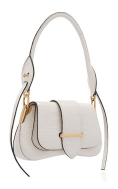 d2082b1657c9 Crocodile Pattina Bag by Prada Spring/Summer 2019 | Moda Operandi  #springpursesandhandbags Unique Handbags